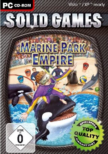 Solid Games - Marine Park Empire - [PC]