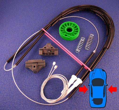 FENSTERHEBER REPARATURSATZ - Ford Mondeo Mk3 (2000-07) - Vorne links und vorne rechts, Elektrische Ausführung. - KOSTENLOSER VERSAND!