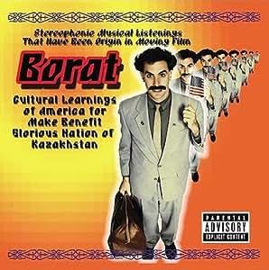 Borat [Explicit Lyrics] [Soundtrack]