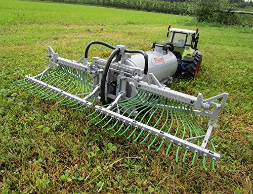 RC Auto kaufen Traktor Bild 3: RC Traktor Fendt 1050 Vario mit Fassanhänger-ca 80 cm 1:16