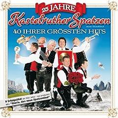 25 Jahre Kastelruther Spatzen (Standard (Set))