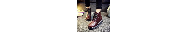 LGK&FA Sandalias De Mujer Sandalias Martin Botas Zapatos De Mujer Botas De Mujer Treinta Y Siete Negro Y Cachemira -