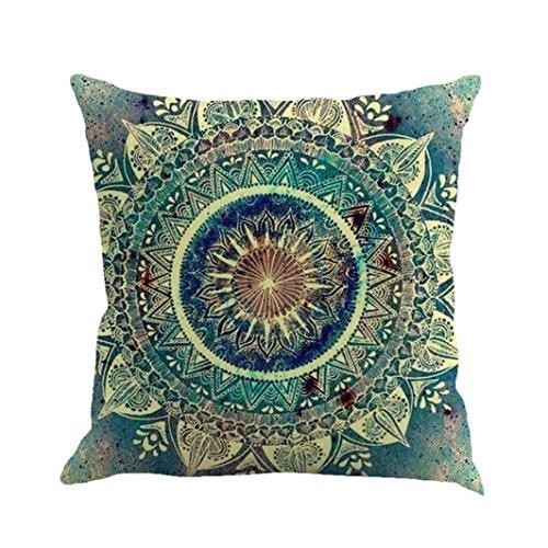 Dragon Geometrie Malerei Leinen Kissen Tasche Kissen Sofa Zuhause Dekor by (Mehrfarbig f) (Sofa Outdoor-modernes Moderne)