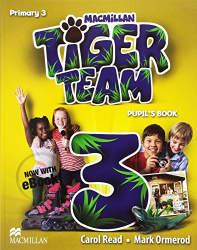 TIGER 3 Pb (ebook) Pk por Carol Read