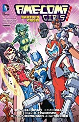 Ame-Comi Girls Vol. 3: Earth in Crisis by Jimmy Palmiotti (2015-02-10)