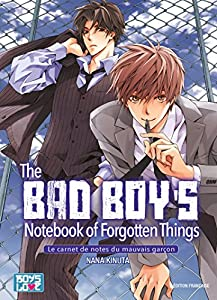 The Bad Boy's - Notebook Of Forgotten Things Edition simple One-shot
