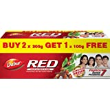 Dabur Red Paste 500g(200g+200g+100g)