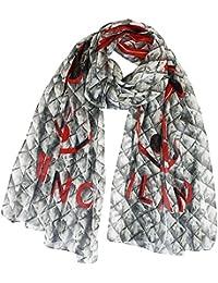 Amazon.fr   MOSCHINO - MOSCHINO   Echarpes   Echarpes et foulards ... a552306f44a3
