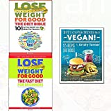 but i could never go vegan!, lose weight for good the diet bible and fast diet for beginners 3 books collection set - weight loss with intermittent fasting,101 lasting weight loss ideas for success