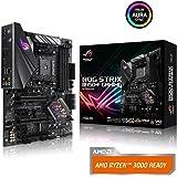 Asus, ROG Strix B450-F, Płyta Główna, AMD AM4, Ryzen 3000 Ready, PCIe 3.0, M.2, DDR4, Intel GB LAN, HDMI, DP, USB 3.1, Aura S