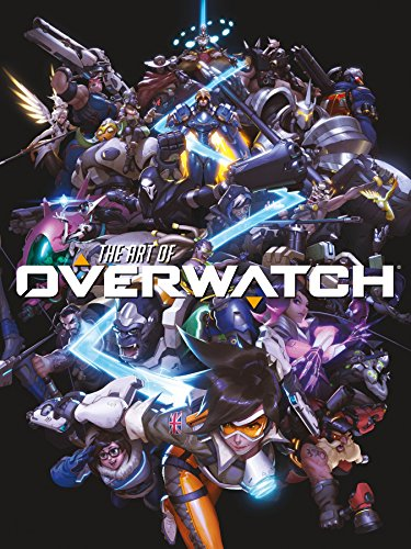 The Art Of Overwatch por Blizzard