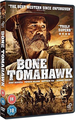 Bone Tomahawk [DVD] [2016] UK-Import (Region 2), Sprache-Englisch.