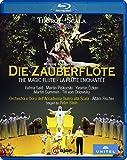 Mozart, W.A.: Zauberflöte (Die) [Opera] (La Scala, 2016) (NTSC) [Blu-ray]