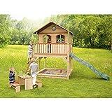 Axi Kinder Spielhaus Marc mit Terrasse - Stelzenhaus hoch
