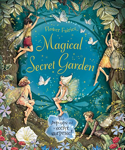 The Magical Secret Garden (Flower Fairies) por Cicely Mary Barker
