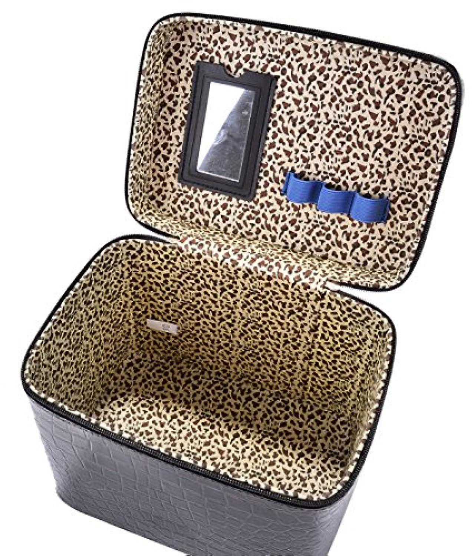645baad92d Coofit Trousse Maquillage en PU Cuir Trousse de Toilette Femme ...