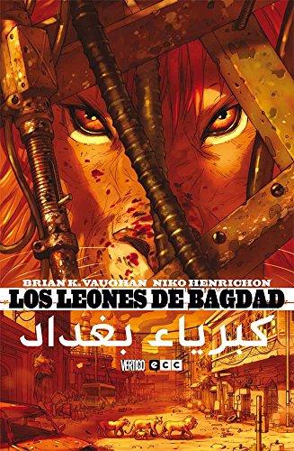 Los leones de Bagdad por Brian K. Vaughan