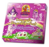 Noris Spiele 606017366 - Filly Unicorn, Das große Regenbogenfest, Kinderspiel