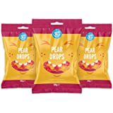 Marchio Amazon - Happy Belly - Caramelle all'aroma di pera, 3x500g
