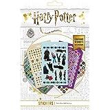 Wizarding World Stickers, meerkleurig, 24 x 14,5 cm