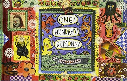 One! Hundred! Demons! por Lynda Barry