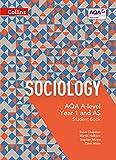AQA A Level Sociology Student Book 1 (Collins AQA A Level Sociology)
