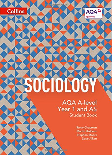 AQA A Level Sociology Student Book 1 (AQA A Level Sociology) for sale  Delivered anywhere in UK