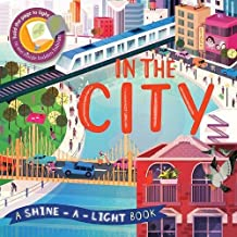 In The City: A shine-a-light book