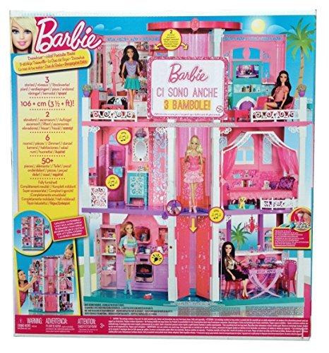 Casa dei sogni barbie usato vedi tutte i 49 prezzi for Costruttore di casa dei sogni online