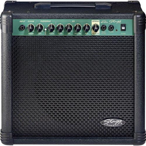 Stagg 25015606 Combo Gitarrenverstärker 40 Watt RMS