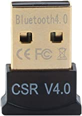 Prime Deals Ultra-Mini Bluetooth Csr 4.0 USB Dongle Adapter