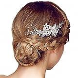 Miya® 1Stück MEGA Glamour Braut Kamm