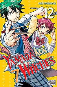 Yamada Kun & the 7 Witches Edition simple Tome 12
