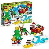Lego Duplo Le Avventure di Babbo Natale, Multicolore, 10837