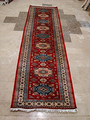 rectangle-area-carpet-shirvan-kuba-fine-kazak-veg-dyed-wool-hand-knotted-runner-rug-99-x-29