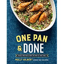 One Pan & Done: Hassle-Free Meals from the Oven to Your Table (English Edition)