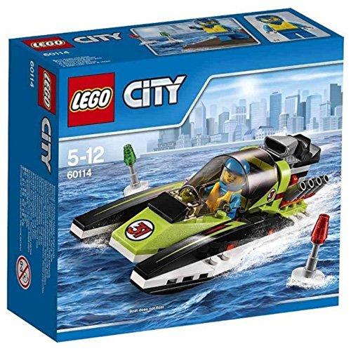 LEGO City 60114 - Rennboot -
