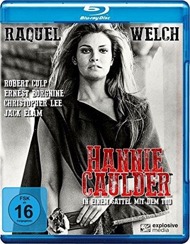 Bild von Hannie Caulder - In einem Sattel mit dem Tod (Neuauflage) (Blu-ray)