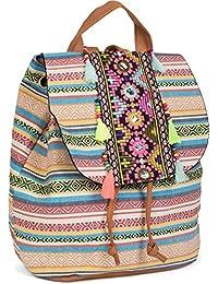 Multicolor Mochila Mujer Es Para Amazon Zapatos Bolsos Awqpoi6ws Tw6zIqSxqO