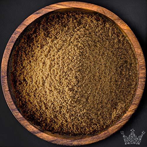 Cumin (Kreuzkümmel), gemahlen 75 g - Gewürz zum Kochen, Backen - Ohne Geschmacksverstärker, ohne Füllstoffe - Bremer-Gewürzhandel Genuss leben.