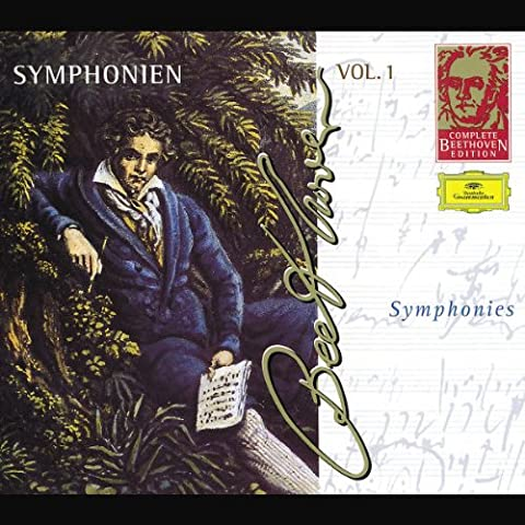Beethoven - Edition complète Vol.1 : Les Symphonies /