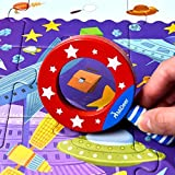 Alcoa Prime MasterPieces Explorer Kids House Space 42 Piece Baby Kids Puzzle Christmas Gift