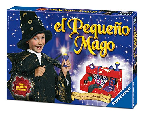 Ravensburger - El pequeño mago (22263 6)