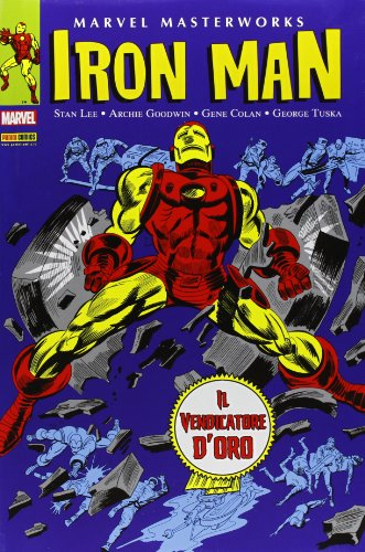 Download Il vendicatore d'oro. Iron Man: 4