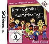 Konzentration & Aufmerksamkeit 1. - 4. Klasse 2014 - [Nintendo DS]