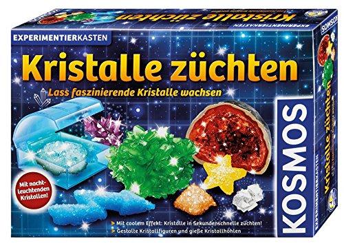 643522 Kristalle züchten - lass faszinierende Kristalle wachsen, KOSMOS Experimentierkasten