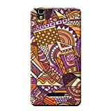 Garmor Retro Design Plastic Back Cover For Micromax YU Yureka AO5510 (Retro -4) best price on Amazon @ Rs. 249
