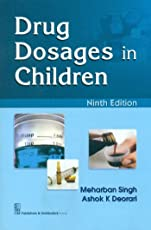 Drug Dosages in Children 9ed