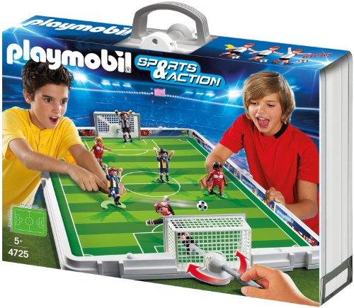 Playmobil 4725 - Große Fußball-Arena im Klappkoffer