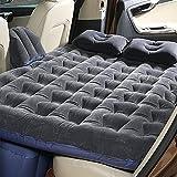 LPY-Auto-Reise-aufblasbares Matratzen-aufblasbares Bett Luftbett-Luft-Bett-kampierender Rücksitz verlängerte Matratze , gray